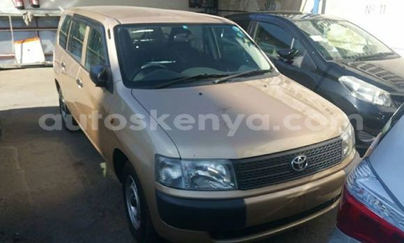 Buy Used Toyota Probox Brown Car in Mombasa in Coastal Kenya