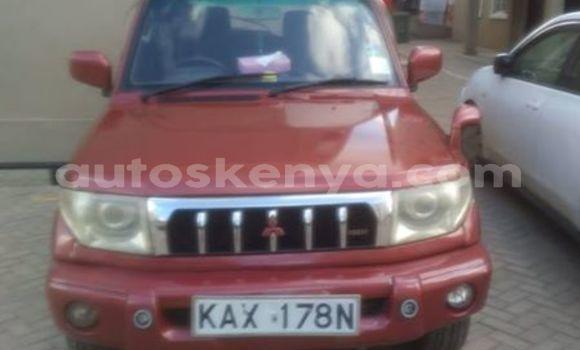Buy Used Mitsubishi Pajero Red Car in Nairobi in Nairobi