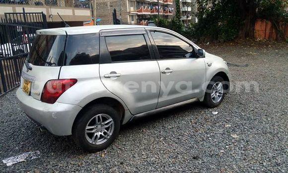 Buy Used Toyota IST Silver Car in Nairobi in Nairobi