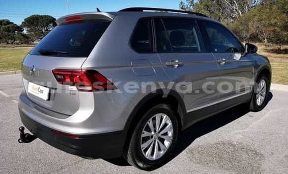 Buy Used Volkswagen Touareg Silver Car in Habaswein in Northeast Kenya