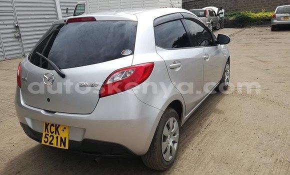 Buy Used Mazda Mazda 2 Silver Car in Nairobi in Nairobi