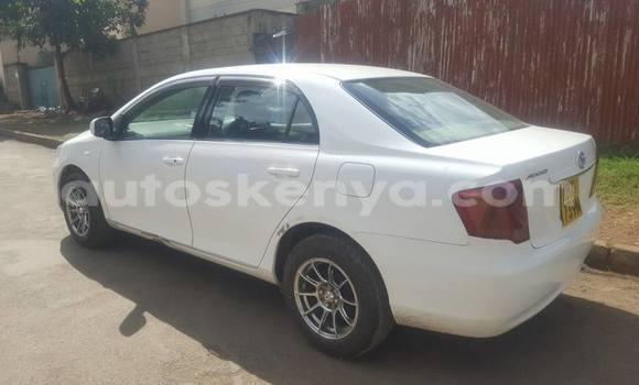 Buy Used Toyota Axio White Car in Nairobi in Nairobi