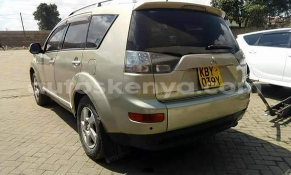 Buy Used Mitsubishi Outlander Other Car in Nairobi in Nairobi