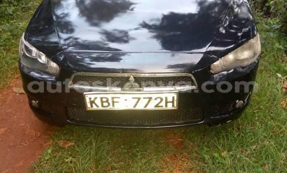 Buy Used Mitsubishi Lancer Blue Car in Nairobi in Nairobi