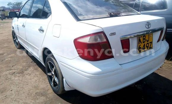 Buy Used Toyota Premio White Car in Thika in Central Kenya