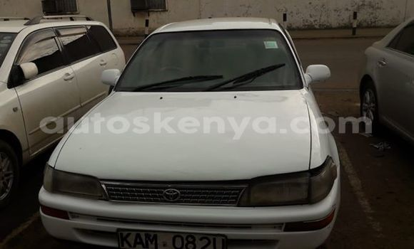 Buy Used Toyota Camry White Car in Nairobi in Nairobi