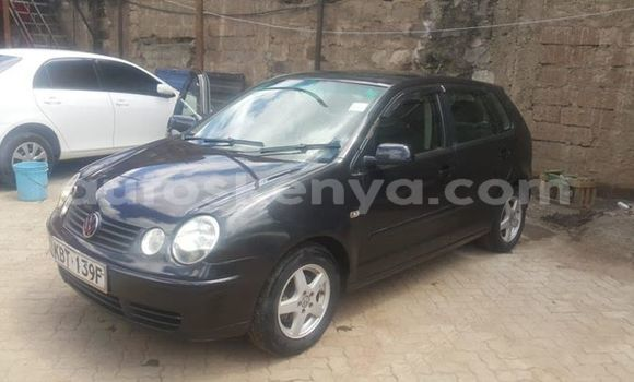Buy Used Volkswagen Polo Black Car in Nairobi in Nairobi