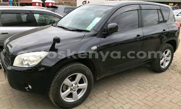 Buy Used Toyota RAV4 Black Car in Thika in Central Kenya