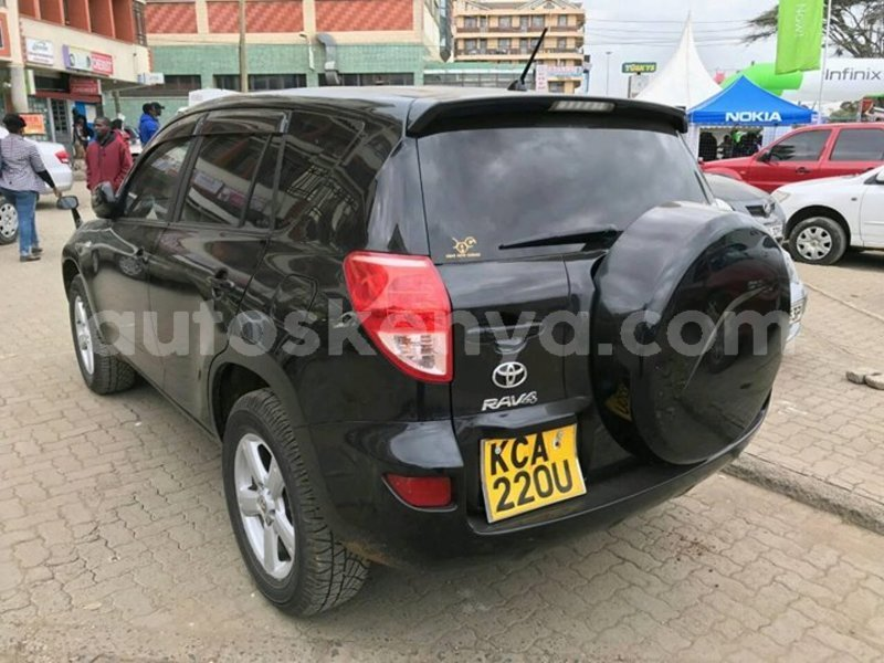 buy used toyota rav4 black car in thika in central kenya autoskenya buy used toyota rav4 black car in thika