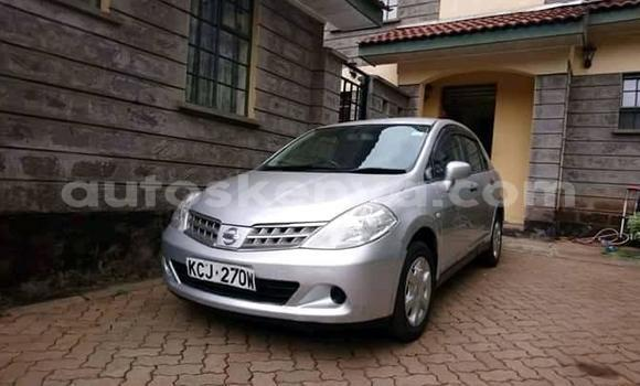 Buy Used Nissan tiida Silver Car in Thika in Central Kenya