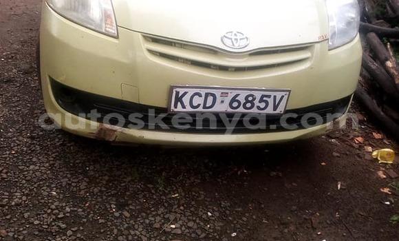 Buy Used Toyota Passo Beige Car in Nairobi in Nairobi