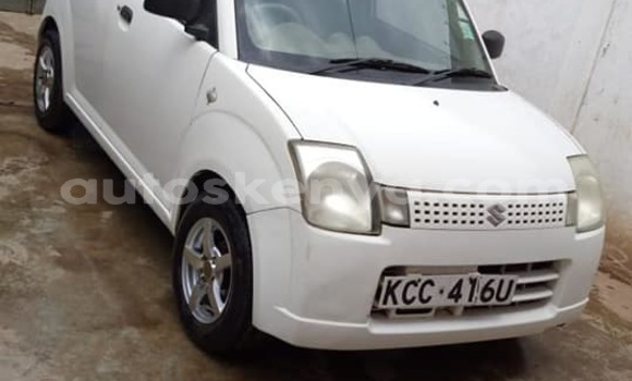 Buy Used Suzuki Alto White Car in Nairobi in Nairobi