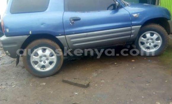 Buy Used Toyota RAV4 Blue Car in Nairobi in Nairobi