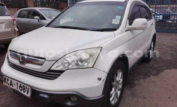 Buy Used Honda CR–V White Car in Nairobi in Nairobi