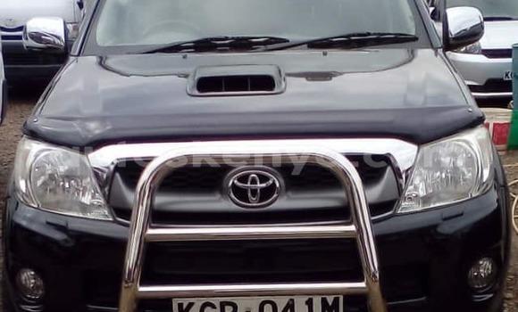 Buy Used Toyota Hilux Black Car in Nairobi in Nairobi