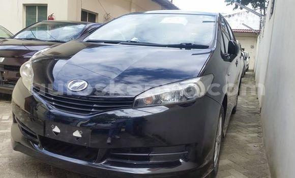 Buy Used Toyota Wish Black Car in Mombasa in Coastal Kenya