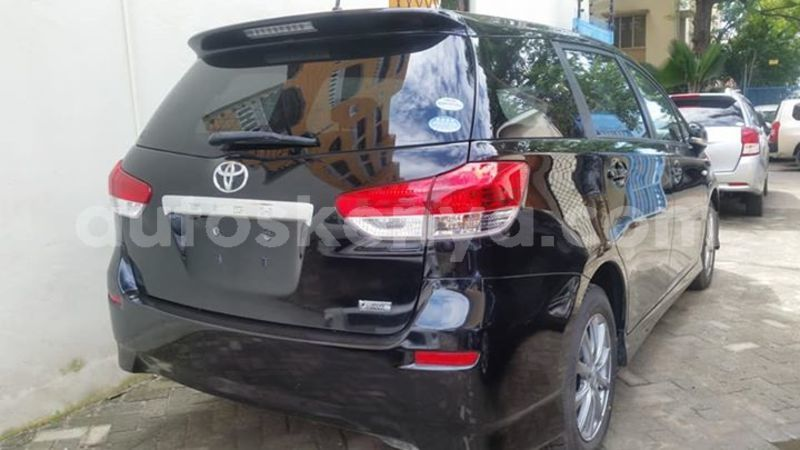 Buy Used Toyota Wish Black Car In Mombasa In Coastal Kenya Autoskenya