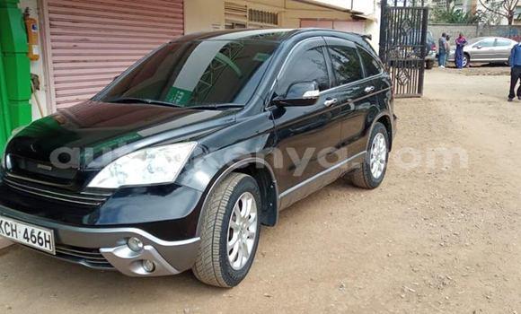 Buy Used Honda CR–V Black Car in Nairobi in Nairobi