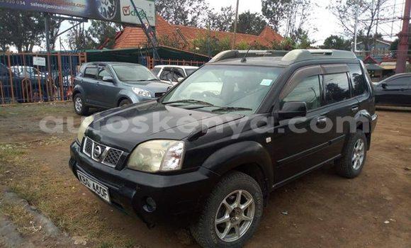 Buy Used Nissan X–Trail Black Car in Nairobi in Nairobi