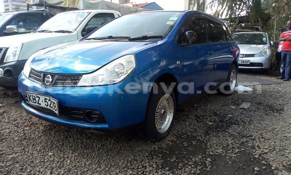 Buy Used Nissan Wingroad Blue Car in Nairobi in Nairobi