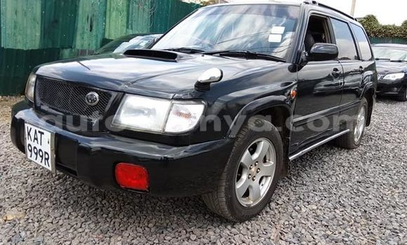 Buy Used Subaru Forester Black Car in Nakuru in Rift Valley