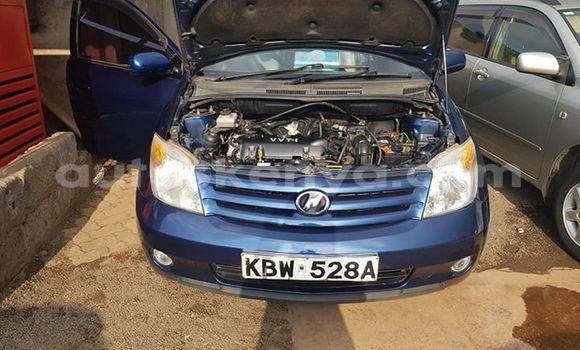 Buy Used Toyota IST Blue Car in Nairobi in Nairobi
