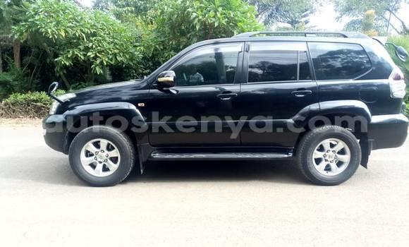 Buy Used Toyota Land Cruiser Black Car in Nairobi in Nairobi
