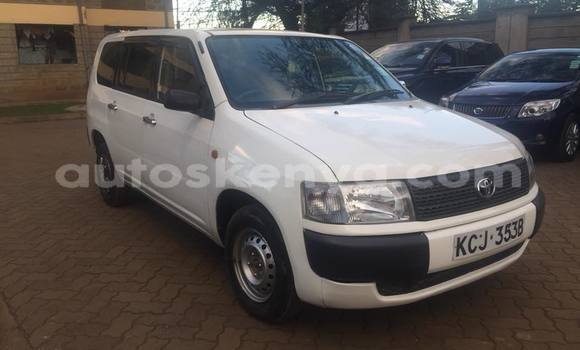Buy Used Toyota Probox White Car in Nairobi in Nairobi