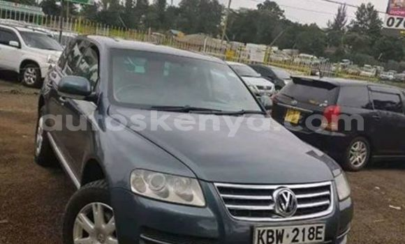 Buy Used Volkswagen Touareg Other Car in Nairobi in Nairobi