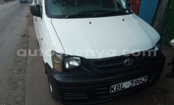 Buy Used Toyota Town Ace White Car in Nairobi in Nairobi