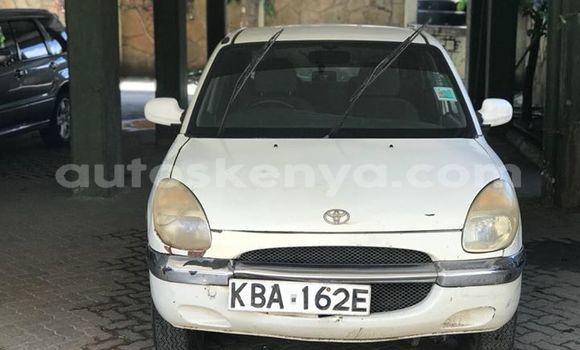 Buy Used Toyota Duet White Car in Mombasa in Coastal Kenya