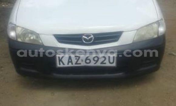 Buy Used Mazda Mazda 2 White Car in Kiserian in Nairobi