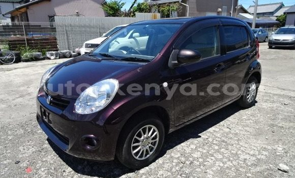 Buy Used Toyota Passo Other Car in Nairobi in Nairobi