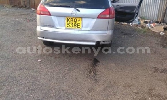 Buy Used Nissan Wingroad Silver Car in Nairobi in Nairobi