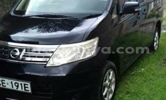 Buy Used Nissan Serena Black Car in Nairobi in Nairobi