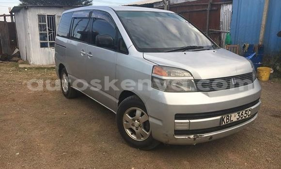 Buy Used Toyota Voxy White Car in Nairobi in Nairobi