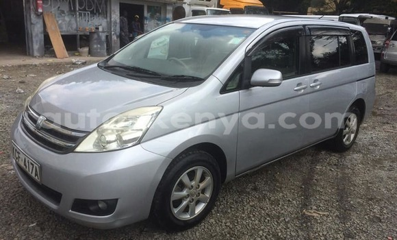 Buy Used Toyota ISIS Silver Car in Nairobi in Nairobi