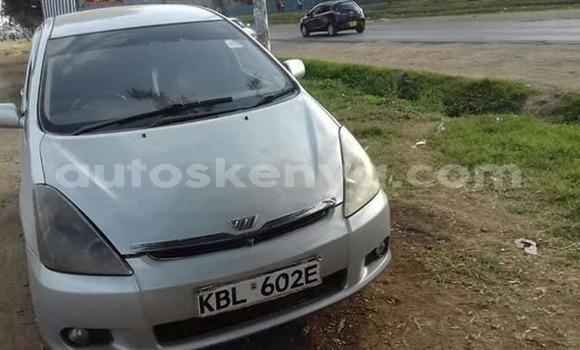 Buy Used Toyota Wish Silver Car in Nairobi in Nairobi