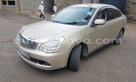 Buy Used Nissan Bluebird Beige Car in Nairobi in Nairobi