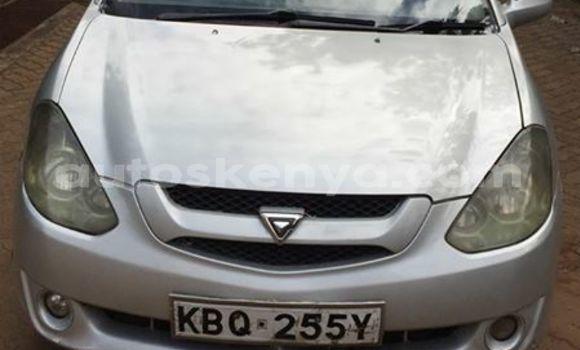 Buy Used Toyota Caldina Silver Car in Nairobi in Nairobi