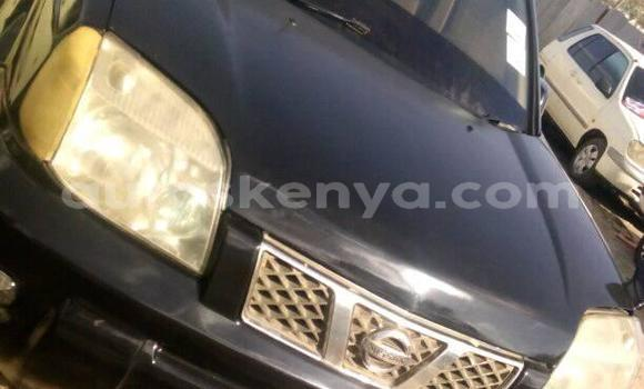 Buy Used Nissan X–Trail Black Car in Nairobi in Nairobi