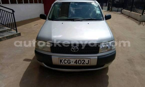 Buy Used Toyota Probox Silver Car in Nairobi in Nairobi