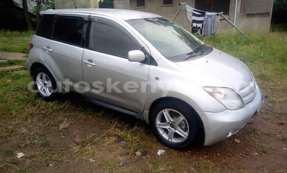 Buy Used Toyota IST Silver Car in Kisumu in Nyanza