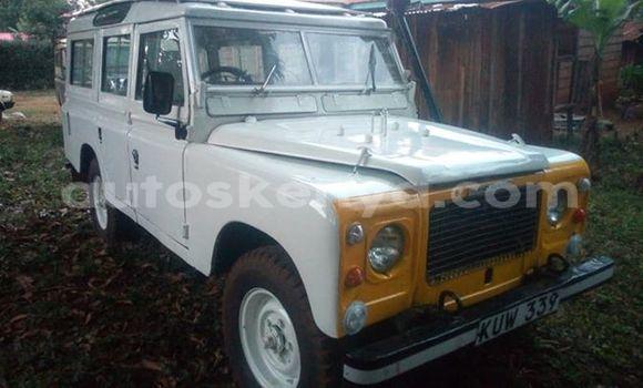 Buy Used Land Rover Freelander White Car in Meru in East Kenya