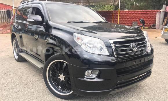 Buy Used Toyota Prado Black Car in Nairobi in Nairobi