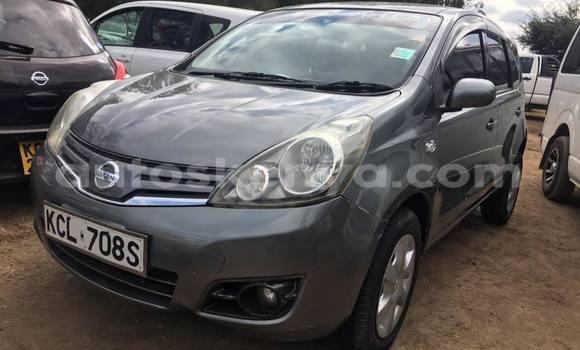 Buy Used Nissan Note Other Car in Nairobi in Nairobi