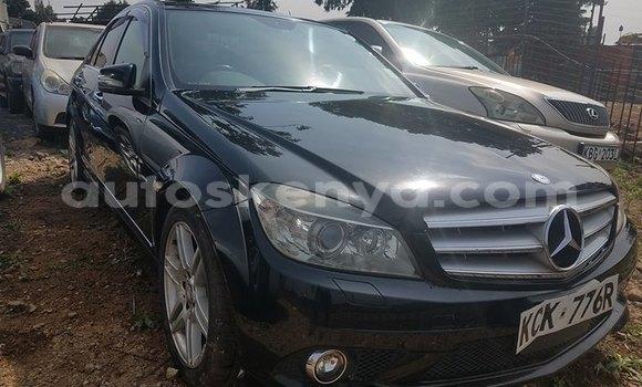 Buy Used Mercedes Benz C–Class Black Car in Kiambu in Central Kenya