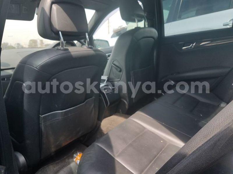 Buy Used Mercedes Benz C Class Black Car In Kiambu In Central Kenya