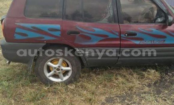 Buy Used Toyota RAV4 Red Car in Nairobi in Nairobi