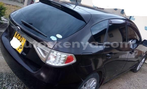 Buy Used Subaru Impreza Brown Car in Mombasa in Coastal Kenya